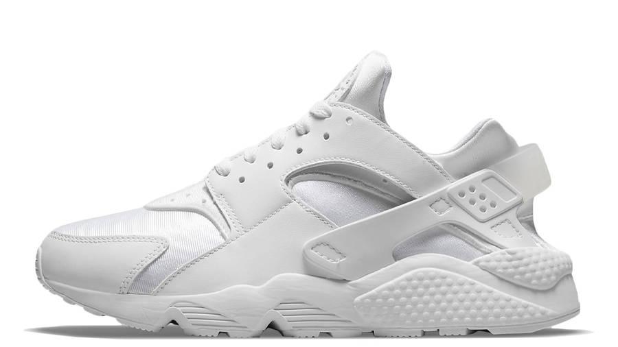 Nike Air Huarache Triple White | Where To Buy | DD1068-102 | The ...