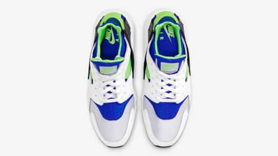 Nike Air Huarache Scream Green Middle