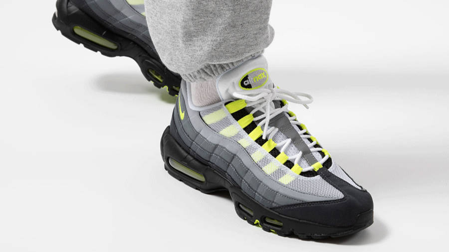 Nike Air Max 95 OG Neon | Where To Buy | CT1689-001 | The Sole ...