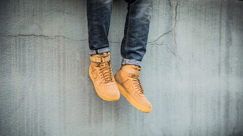 Nike Air Force 1 High 07 Lv8 Flax Where To Buy 882096 200
