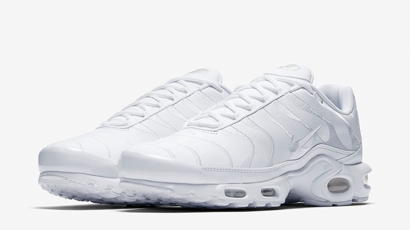 Nike TN Air Max Plus Triple White
