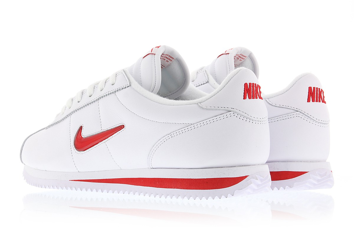 Nike Cortez Jewel TZ White Red QS