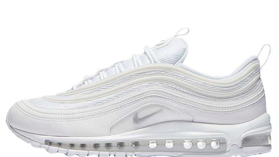 Nike Air Max 97 Triple White | Where To