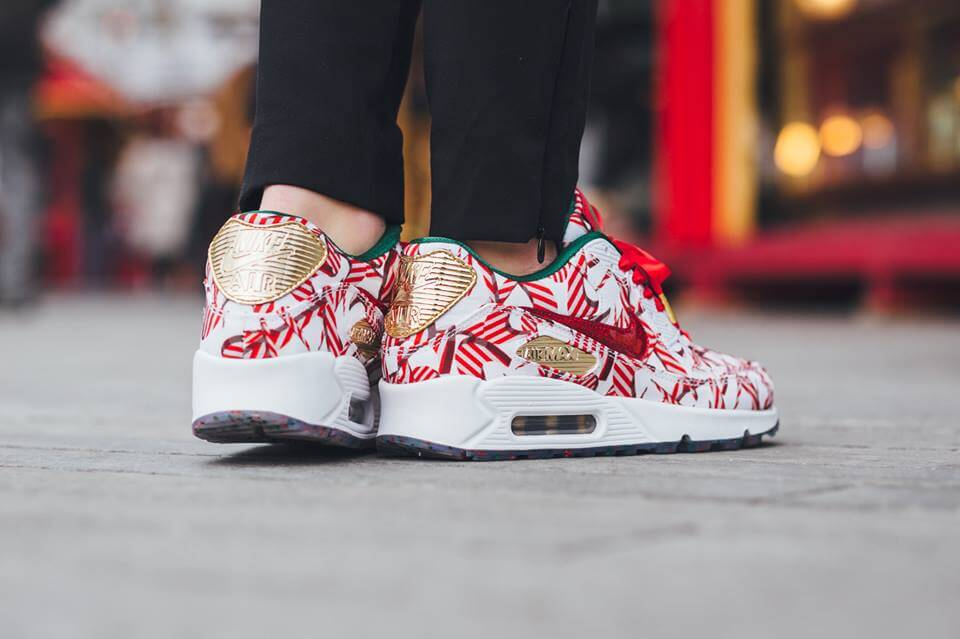 Nike Air Max 90 iD | Gift from my girl, for X mas. Nike air