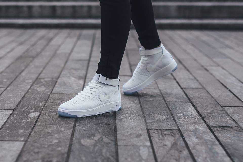 Nike Air Force 1 Ultra Flyknit White