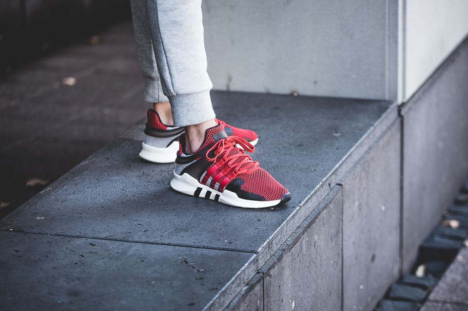 red eqt support adv