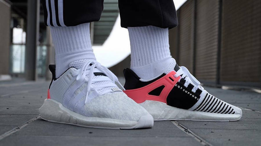 cuerda pianista O  adidas EQT Support 93/17 White/Turbo Red | Where To Buy | BA7473 | The Sole  Supplier