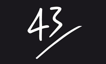 43 Einhalb