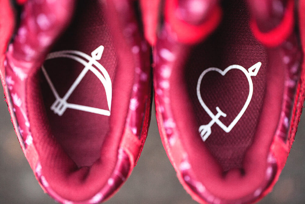 ASICS Gel Lyte III 2016 Valentines Pack Red Where To Buy