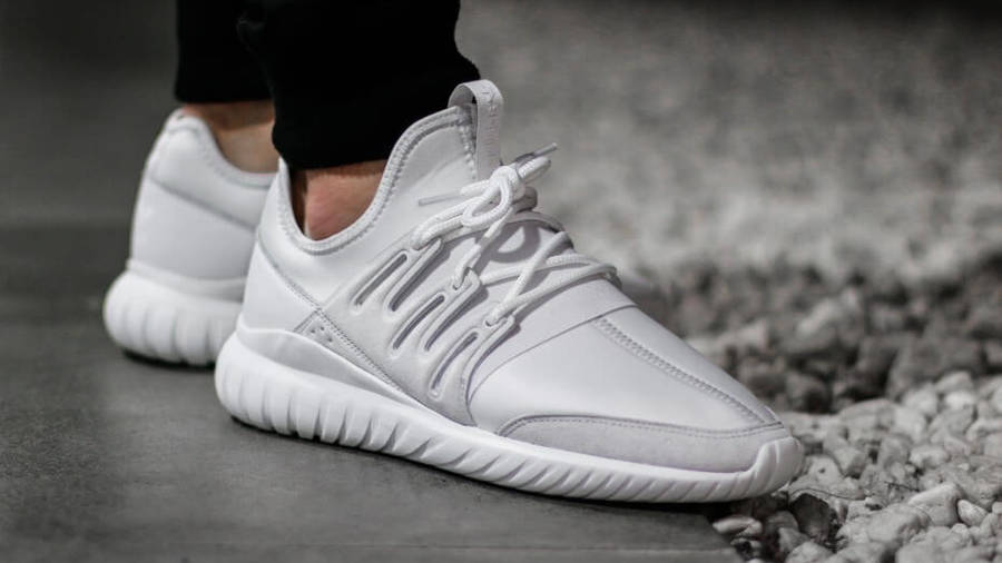 Entrelazamiento crear Con fecha de  adidas Tubular Radial Crystal White | Where To Buy | AQ6722 | The Sole  Supplier