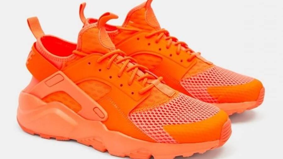 Nike Air Huarache Ultra BR Total Crimson | Where To Buy | 833147 ...