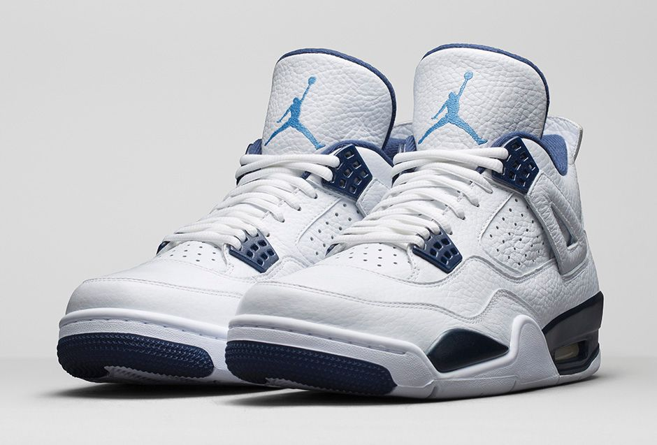 Nike Air Jordan 4 Columbia - Where To Buy - 314254-107 | The Sole Supplier