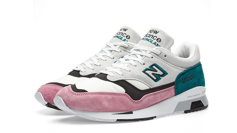 New Balance M1500PFT White Pink | Where To Buy | M1500PFT | The ...