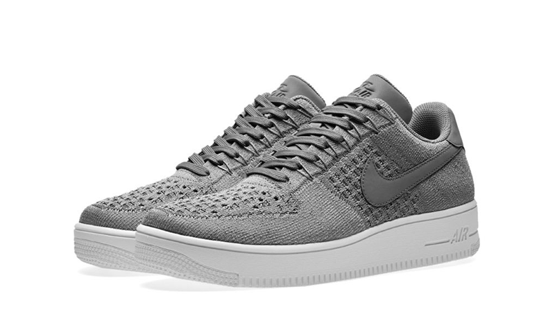 Nike Air Force 1 Ultra Flyknit Low Dark Grey