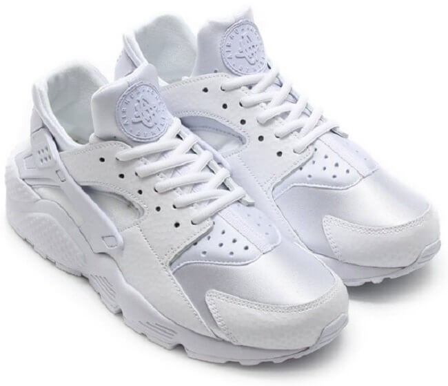 Nike Air Huarache Run Women Shoe White