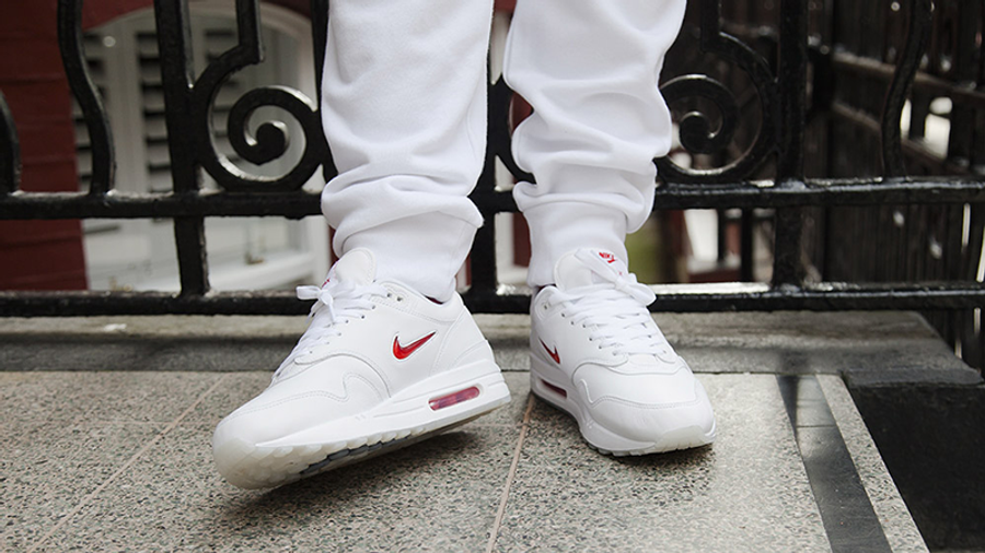 Nike Air Max 1 Jewel OG White | Where To Buy | 918354-104 | The ...