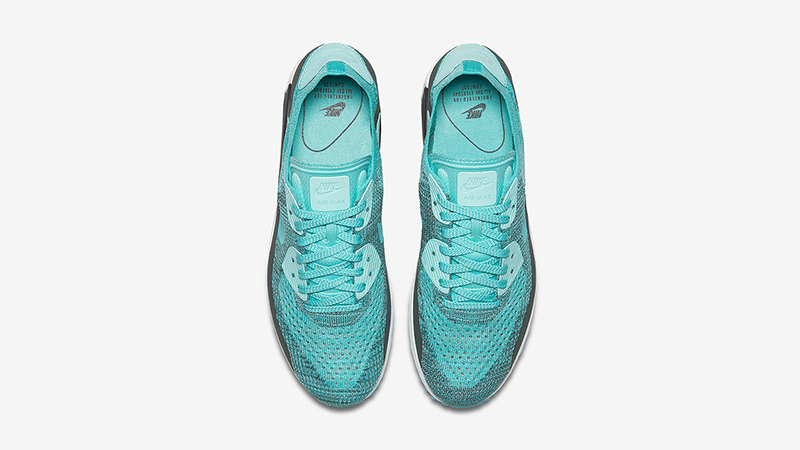 Nike Air Max 90 Ultra Flyknit Hyper Turquoise Where To Buy
