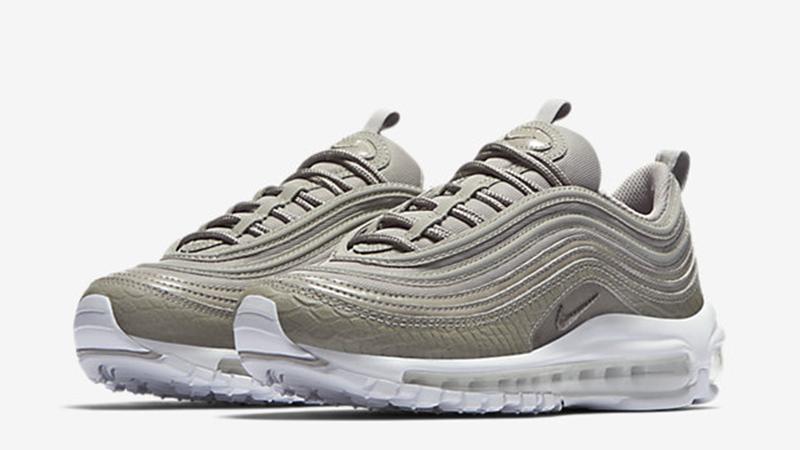 Nike Wmns Air Max 97 Premium | Gray | Sneakers | 917646 002