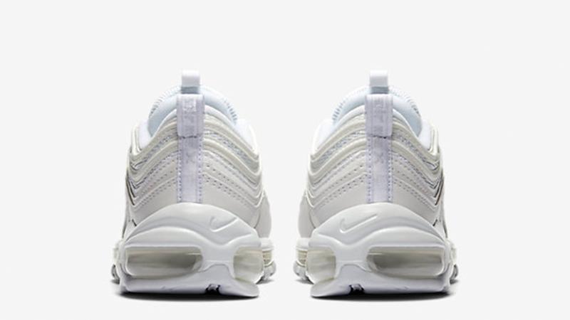 Nike Air Max 97 Triple White Womens Where To Buy 921733 100