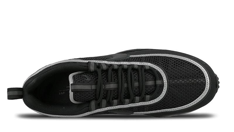 Electricista Por favor Médula ósea  Nike Air Zoom Spiridon 16 Black Anthracite   Where To Buy   926955 001    The Sole Supplier