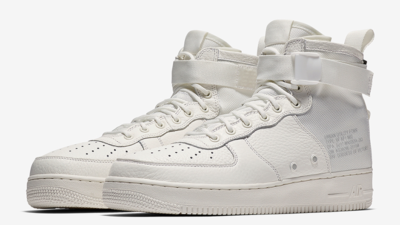 Nike Special Field Air Force 1 Mid Ivory