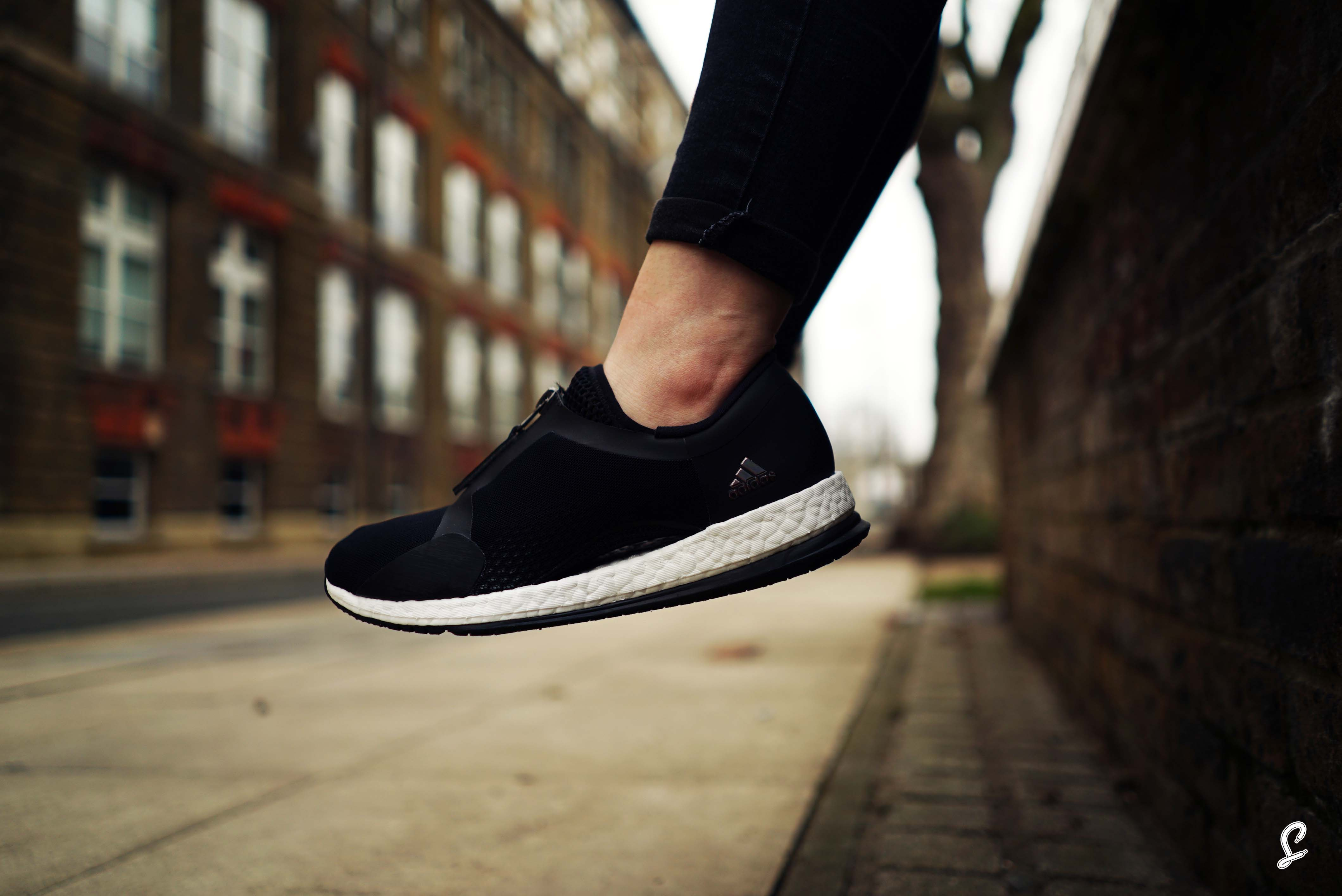 adidas Pure Boost X TR Zip Brings A