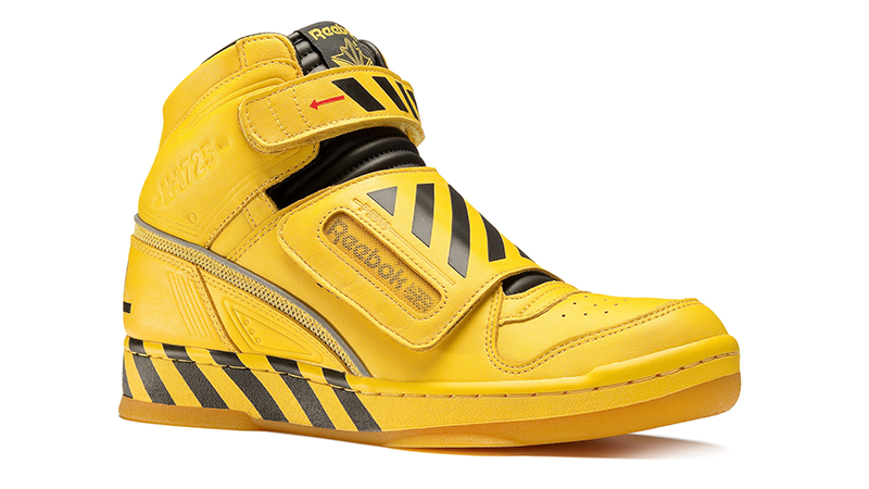 seguro Previamente Elección  Reebok Alien Stomper Mid Yellow - Where To Buy - BS8882 | The Sole Supplier