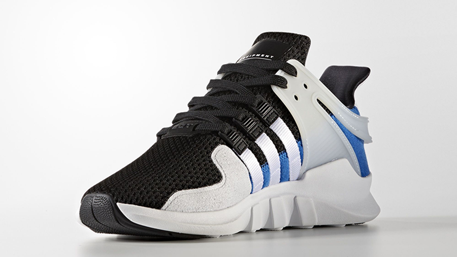 adidas EQT Support ADV Black Blue | Where To Buy | BY9583 | The ...