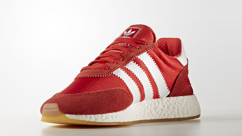 recibir hilo Despertar  adidas Iniki Runner Boost Red Gum - Where To Buy - BY9728 | The Sole  Supplier