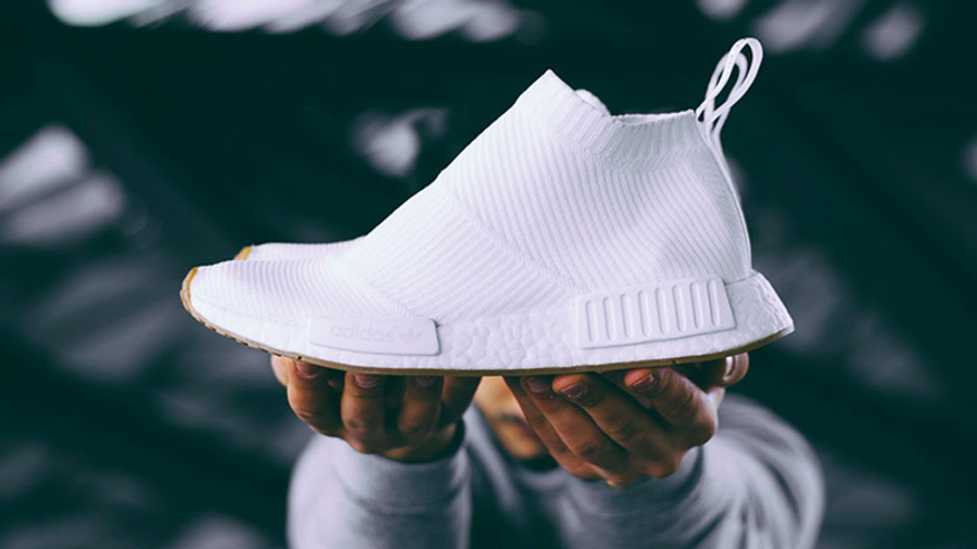 adidas NMD City Sock White Gum | Where