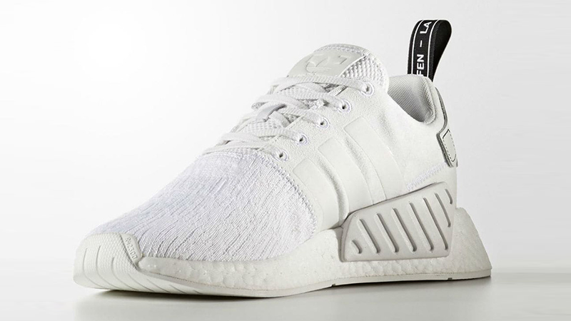 Adidas Nmd R2 Primeknit Triple White Where To Buy By9914 The