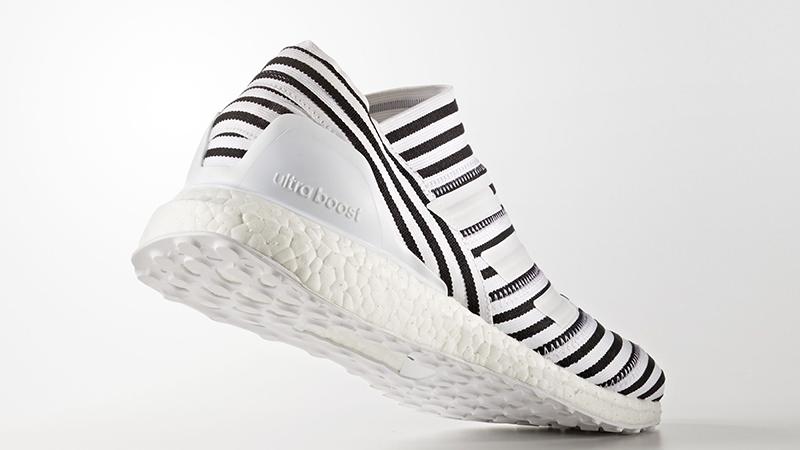 Todo el tiempo Bajar Adaptabilidad  adidas Nemeziz Tango 17+ 360 Agility White Black - Where To Buy - CG3656 |  The Sole Supplier