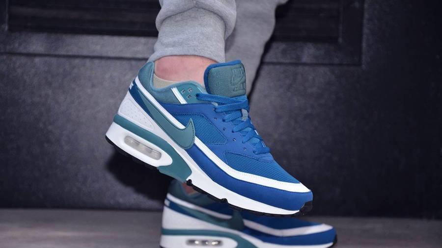 Nike Air Max BW OG Marina Blue | Where