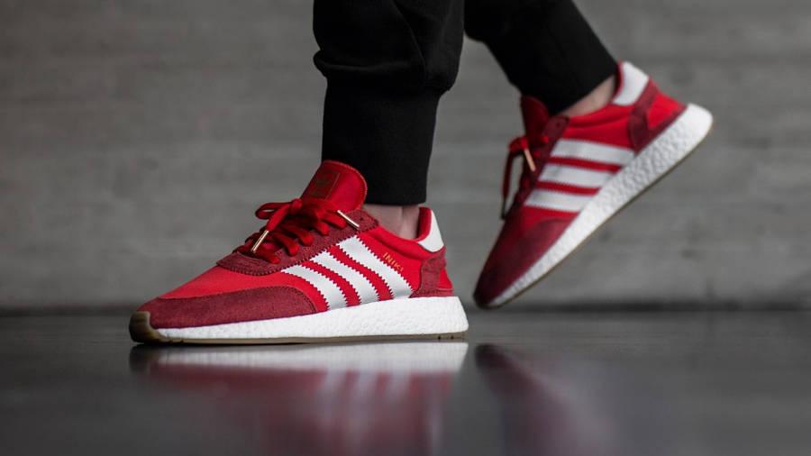 adidas Iniki Runner Boost Red | Where