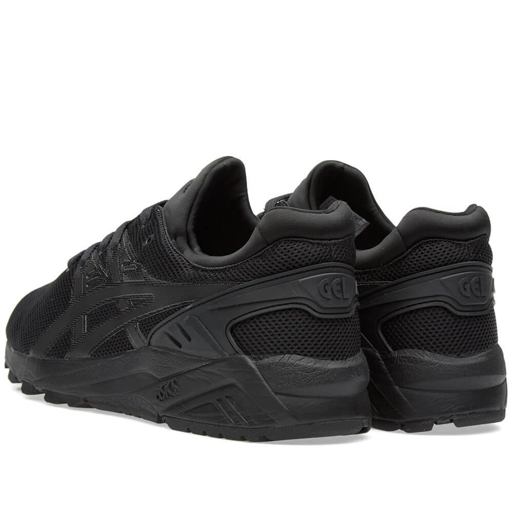 gel kayano all black