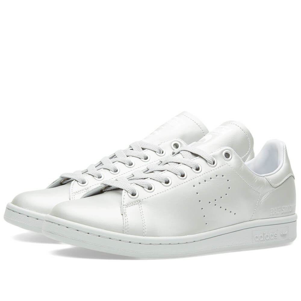 best sneakers factory outlets limited guantity adidas X Raf Simons Stan Smith White - Where To Buy - S74591 | The ...
