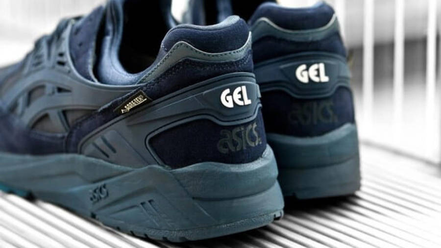 ASICS GEL Kayano Trainer Gore Tex Navy | Where To Buy | H5N4L-5050 ...