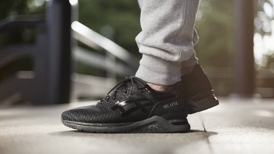 diferente a soporte Adolescencia  ASICS GEL Lyte EVO Samurai Black | Where To Buy | TBC | The Sole Supplier