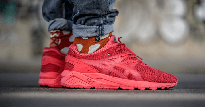 red asics kayano - OFF68% - www