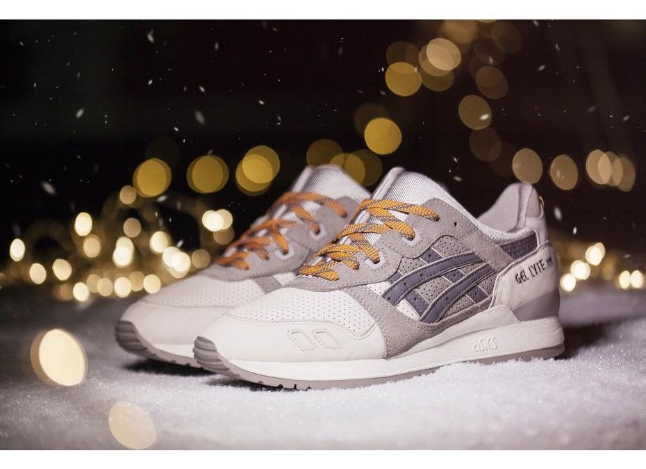 Asics Gel Lyte III X MAS Pack – Snowman | sneakerb0b RELEASES