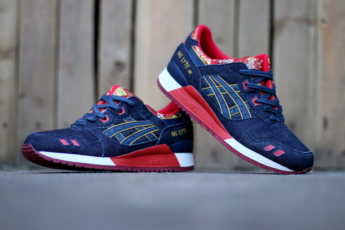 asics denim