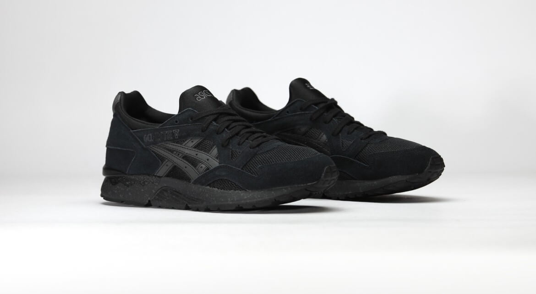 all black asics gel lyte 5 Cheaper Than Retail Price> Buy Clothing ...