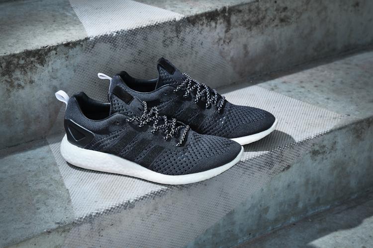 adidas Consortium Pureboost Primeknit Black Where To Buy