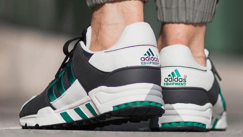 adidas eqt support 93 classic black sub green
