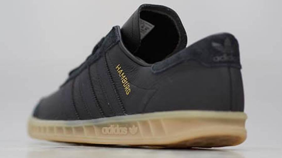 adidas Hamburg Black Gum   Where To Buy   TBC   The Sole Supplier
