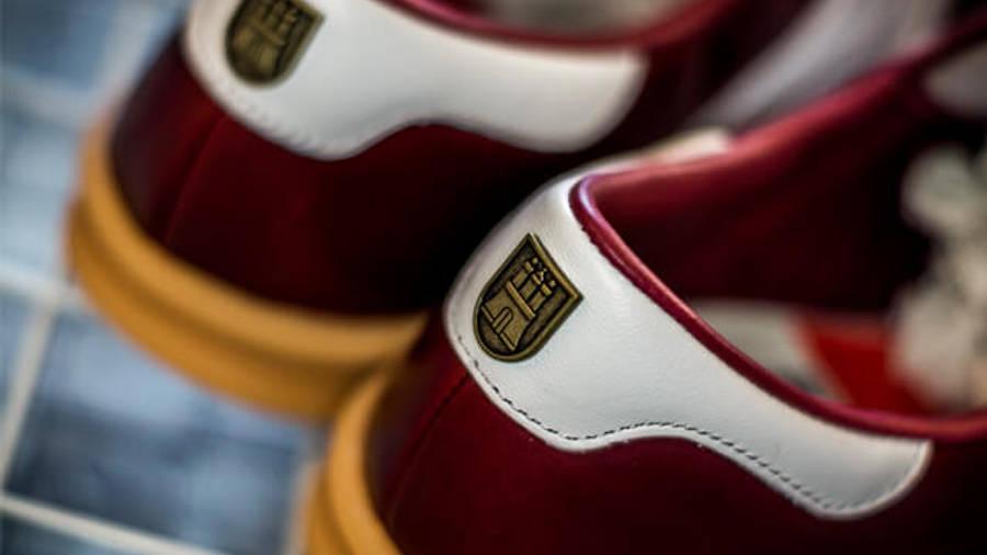 adidas Hamburg Made In Germany Core Burgundy | Where To Buy ...
