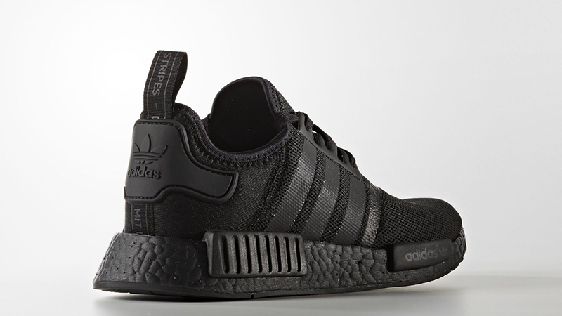 Adidas Nmd R1 Triple Black Where To Buy S31508 The Sole Supplier