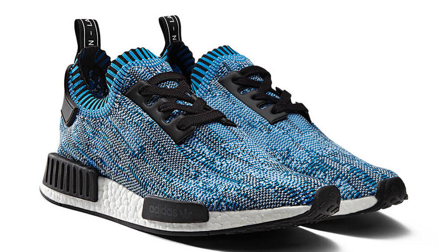 adidas NMD_R1 Blue Camo | Where To Buy | BA8598 | The Sole Supplier