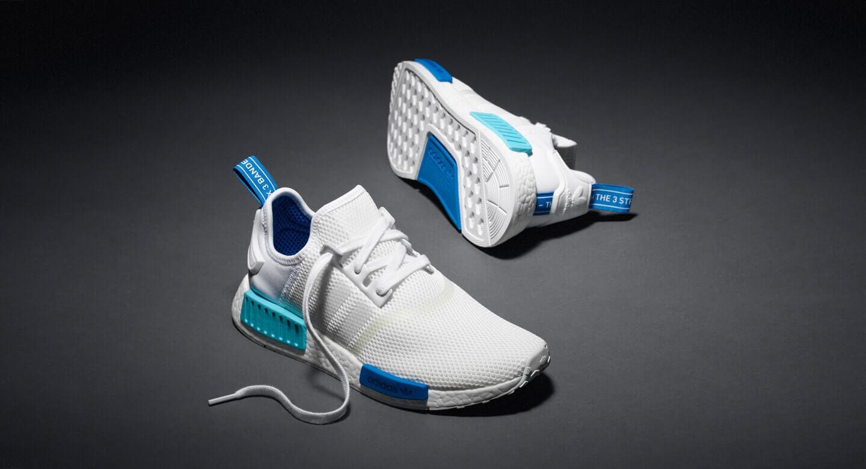 adidas NMD_R1 Blue Glow