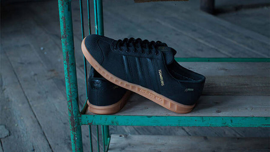 adidas Originals Hamburg GTX Black   Where To Buy   S77293   The ...